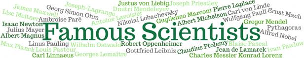 famous chemists