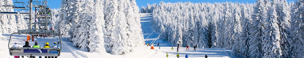 ski resorts in Austria