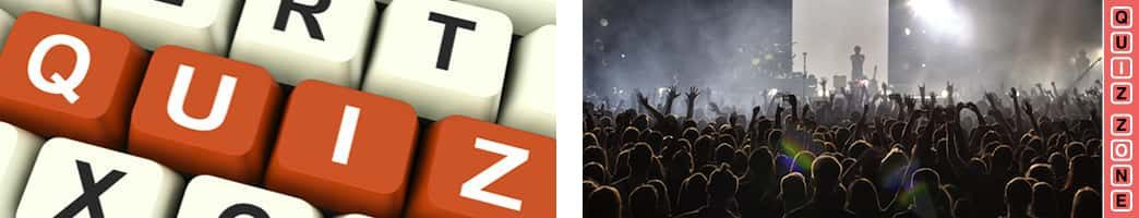 pop and rock online music quizzes