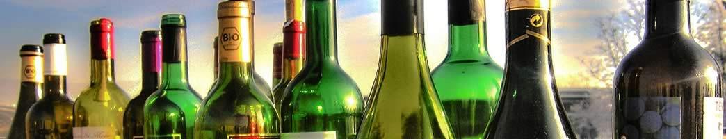 alcoholic drinks list