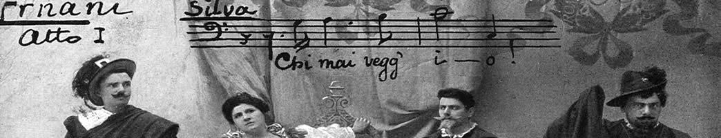 Verdi operas list