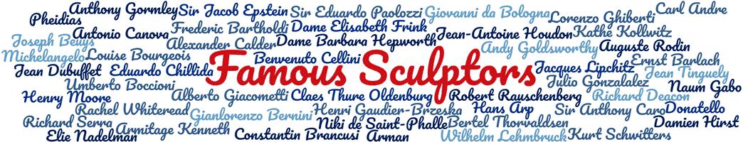 famous sculptors