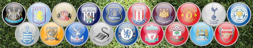 best English football clubs