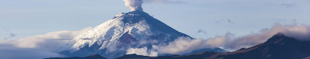 highest volcanoes in the world