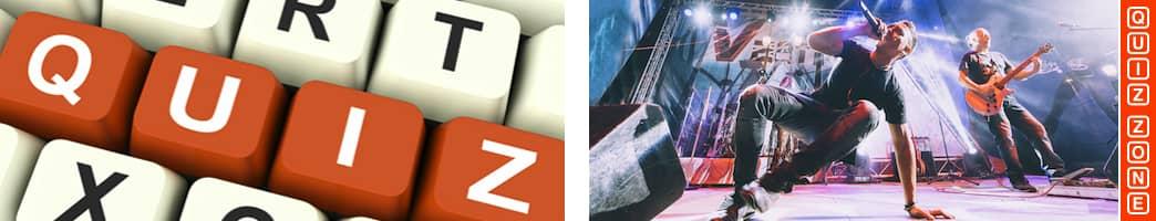 Rock & Pop Online Music Quizzes | Free Rock & Pop Quiz Questions